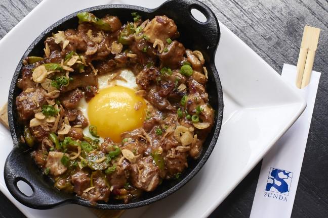 Sunda Menu Duck Egg Fried Rice