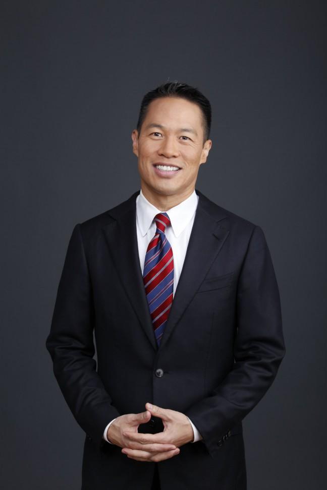 Richard Lui, MSNBC Anchor