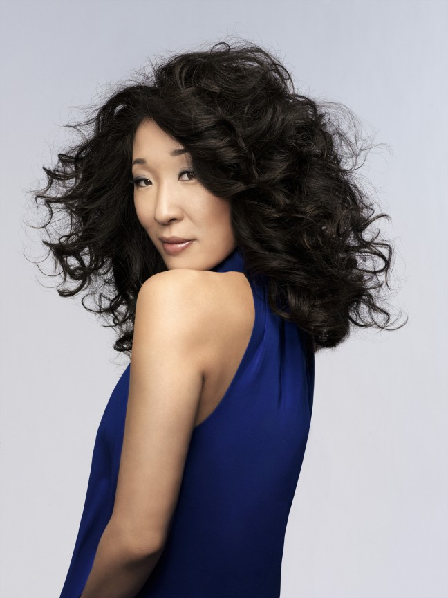 "Sandra Oh will speak on the CAAM and NBCUniversal hosted ""Expanding the Conversation: Asian Americans in Media"" panel on Nov. 2 in Los Angeles."