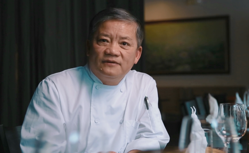 Chef Khai Duong, co-founder of Asian Chefs Association.