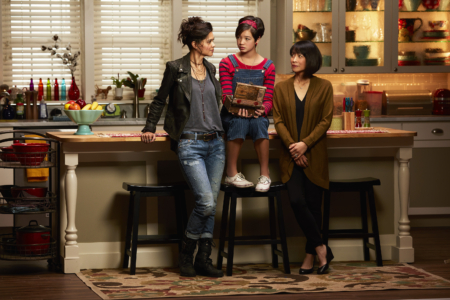 A Family Mystery In Disneys New Show Andi Mack