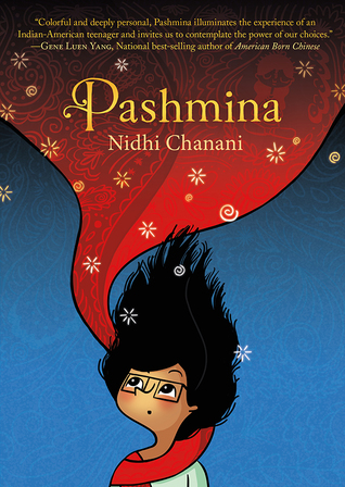 "Cover of ""Pashmina."""
