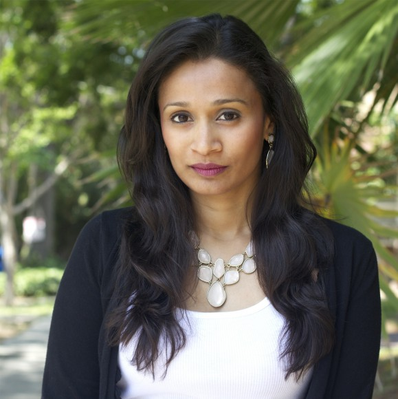 Rucha Humnabadkar, director of FOR HERE OR TO GO