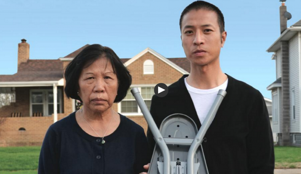 """Giap's Last Day at the Ironing Board Factory,"" directed by Tony Nguyen. 24:00 minutes, now streaming through May 29 on PBS.org."