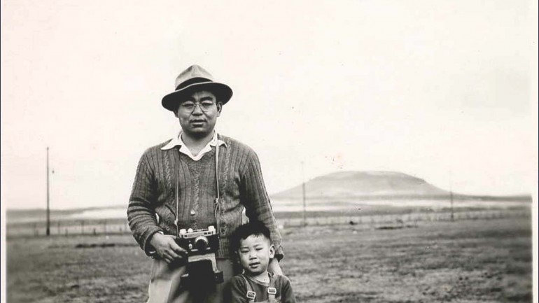 """Photo from """"Resistance at Tule Lake,"""" a documentary by Konrad Aderer."""