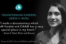 CAAM Geeta Patel