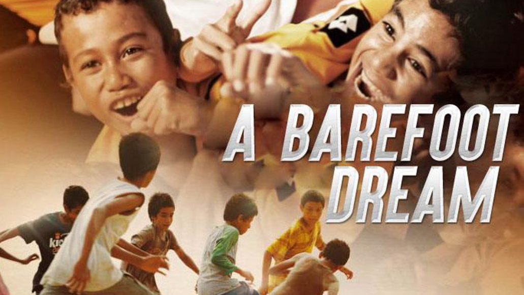 When a former soccer prospect realizes residents of East Timor can't afford the equipment from his sporting goods store, he starts teaching the kids how to play soccer. Directed by Kim Tae-gyun.