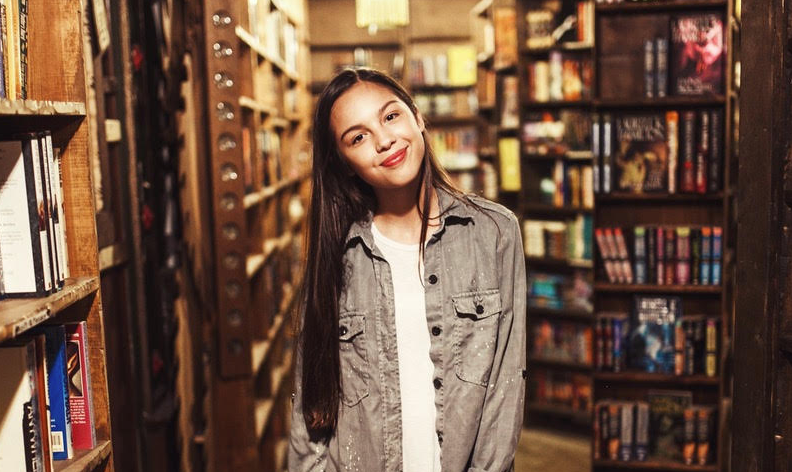 "OLIVIA RODRIGO OF DISNEY'S ""BIZAARDVARK"" CHATS ABOUT ACTING"