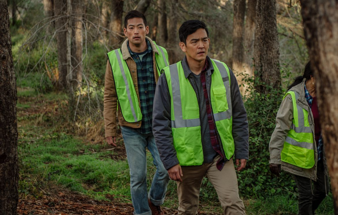 John Cho on #StarringJohnCho Campaign – CAAM Home