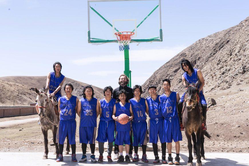 Ritoma basketball team.