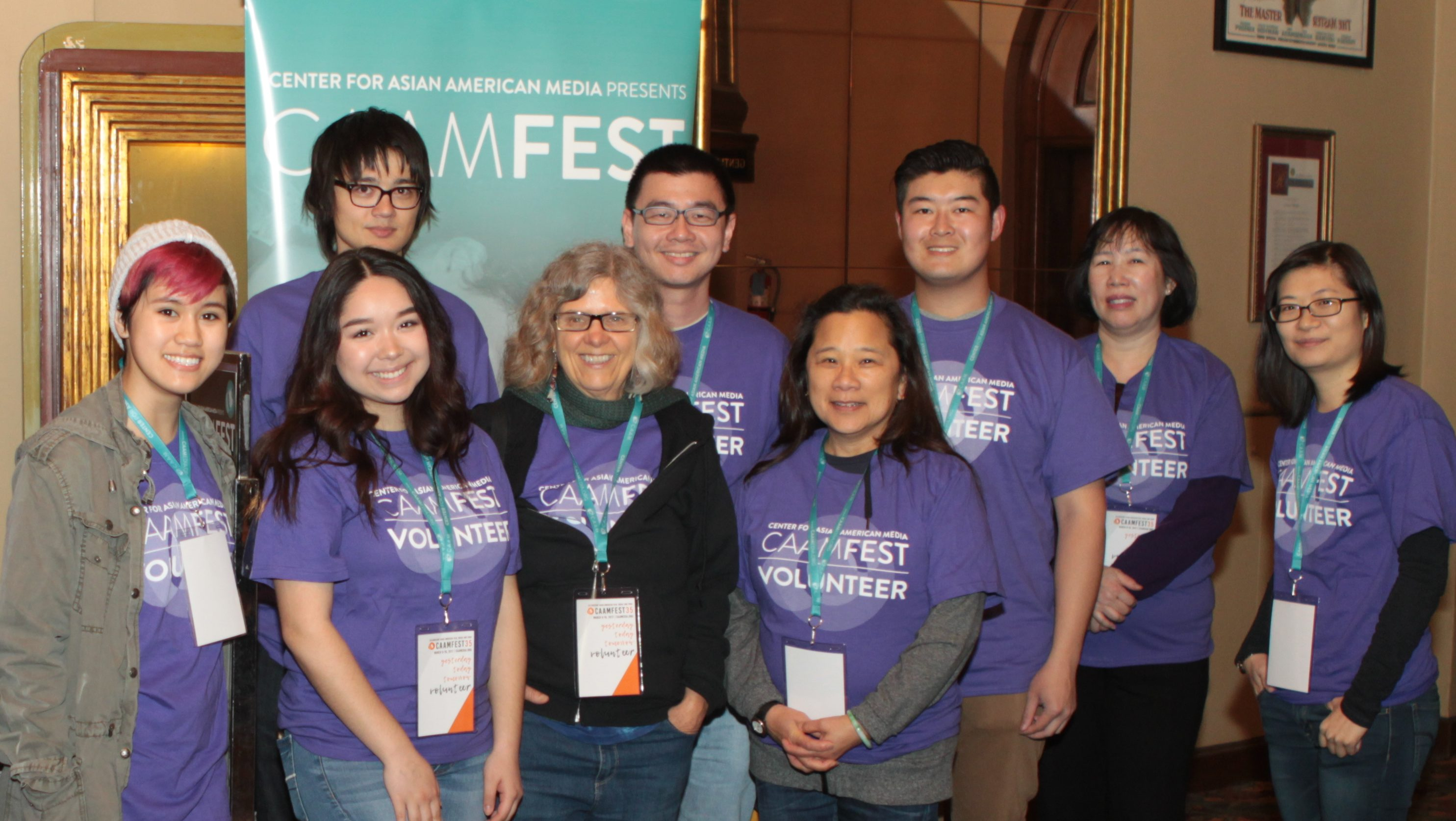 Volunteer for CAAMFest 2019!