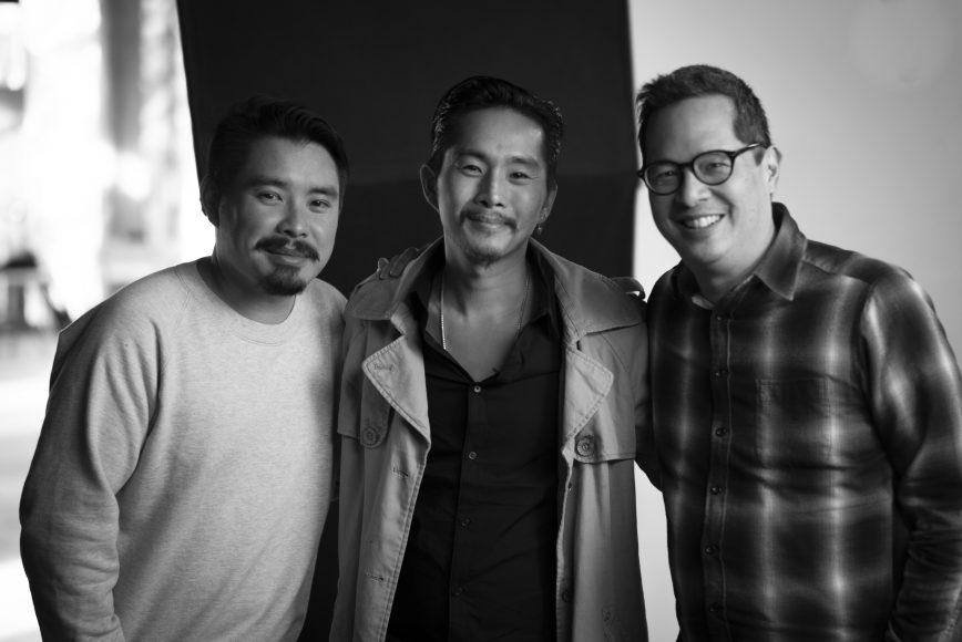 Bao Nguyen, Justin Chon, Jeff Chang