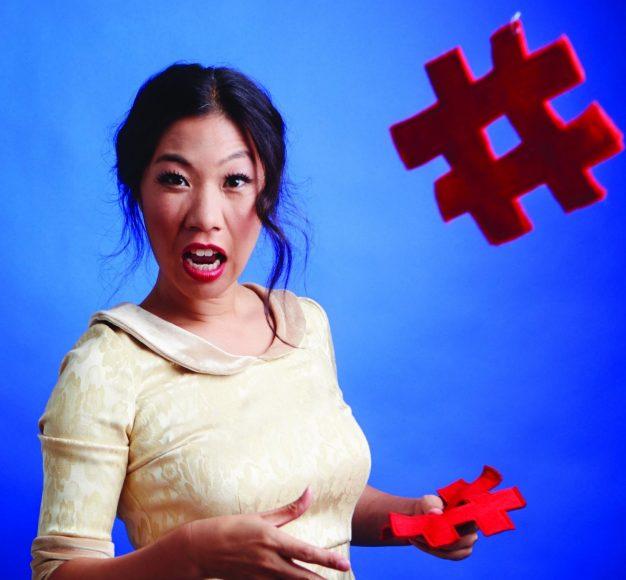 Kristina Wong, Comedian