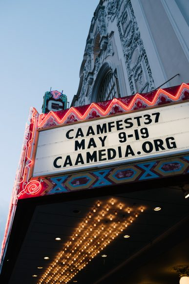 "CAAMFest37 Opening Night. World Premiere of Harry and Josh Chuck's ""Chinatown Rising."" Photo by Kavin Chan."