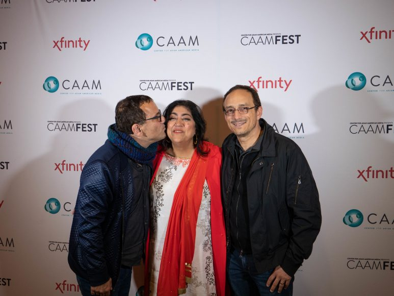 "Gurinder Chadha, director of ""Blinded by the Light."""