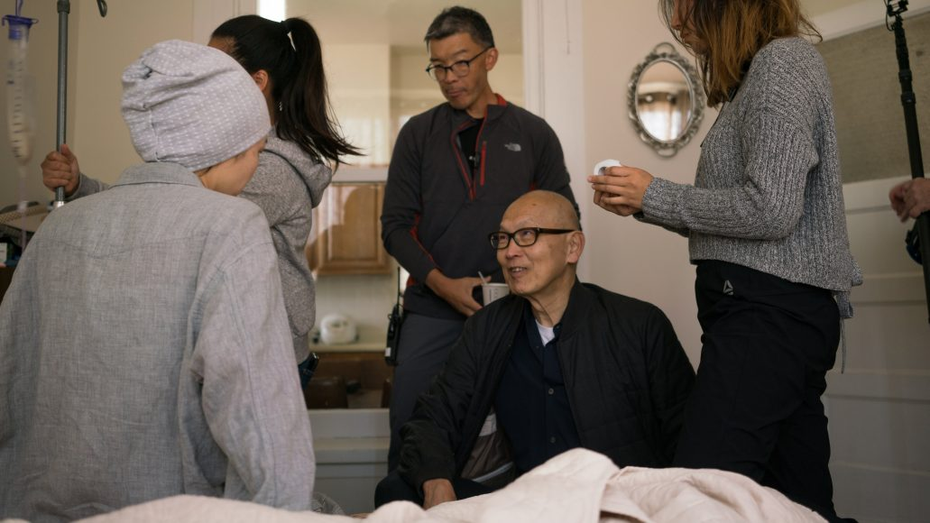 "The Wayne Wang-directed ""Coming Home Again,"" produced by CAAM, is a film based on Chang-rae Lee's short story."