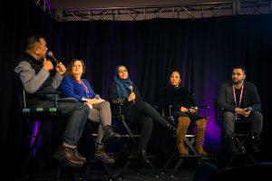 CAAM panel Sundance Film Festival