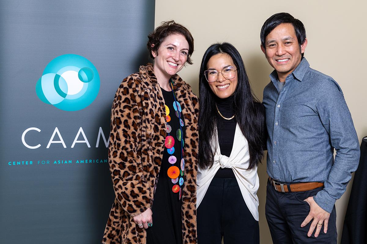 Kyla Westphal, Ali Wong, Brent Hall