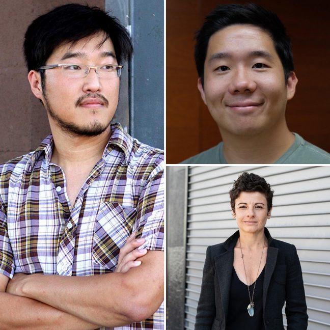 Andrew Lee, Huay Bing Law, Patty Zagarella