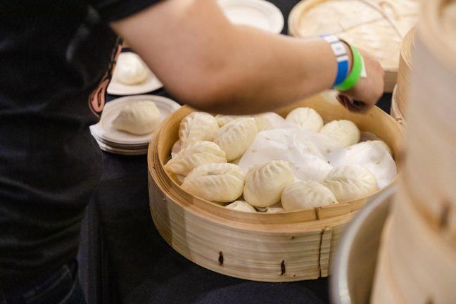 dumpling time bao
