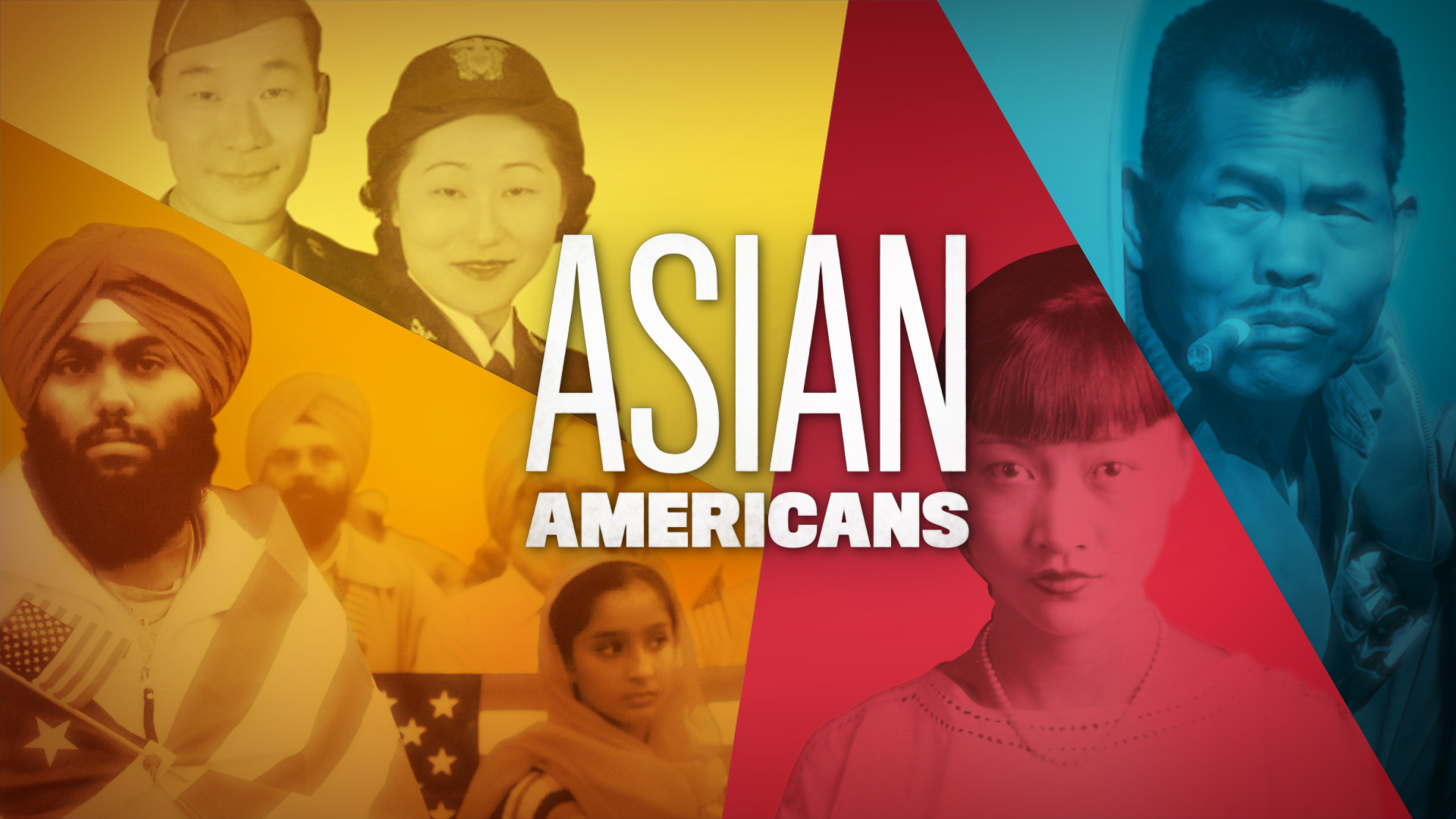 Asian Americans – CAAM Home