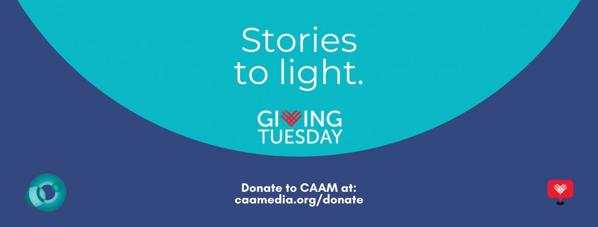 Support CAAM's vital work in amplifying and presenting authentic stories by and about Asian Americans. Donate to the CAAM Forward Campaign today at CAAMedia.org/Donate
