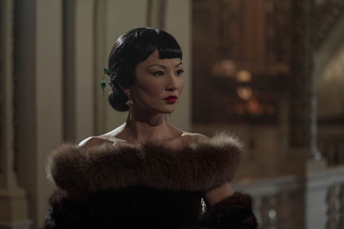 Michelle Krusiec as Anna May Wong
