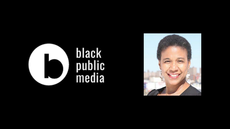 Leslie Fields-Cruz Black Public Media