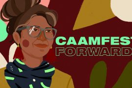 CAAMFest FORWARD October 14-18