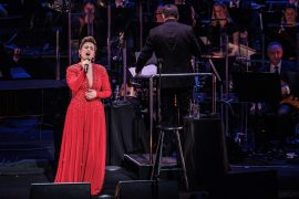 Lea Salonga in concert CAAMFest FORWARD