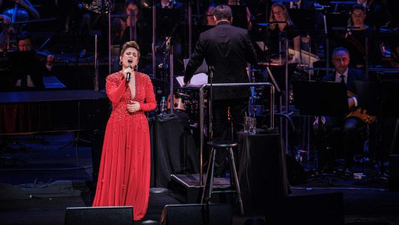 Lea Salonga in concert CAAMFest FORWARD