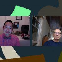 Masashi Niwano and Wayne Wang