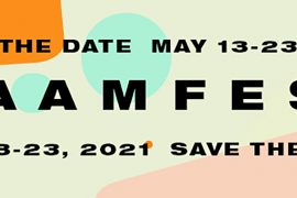 CAAMFest 2021 Save the Date