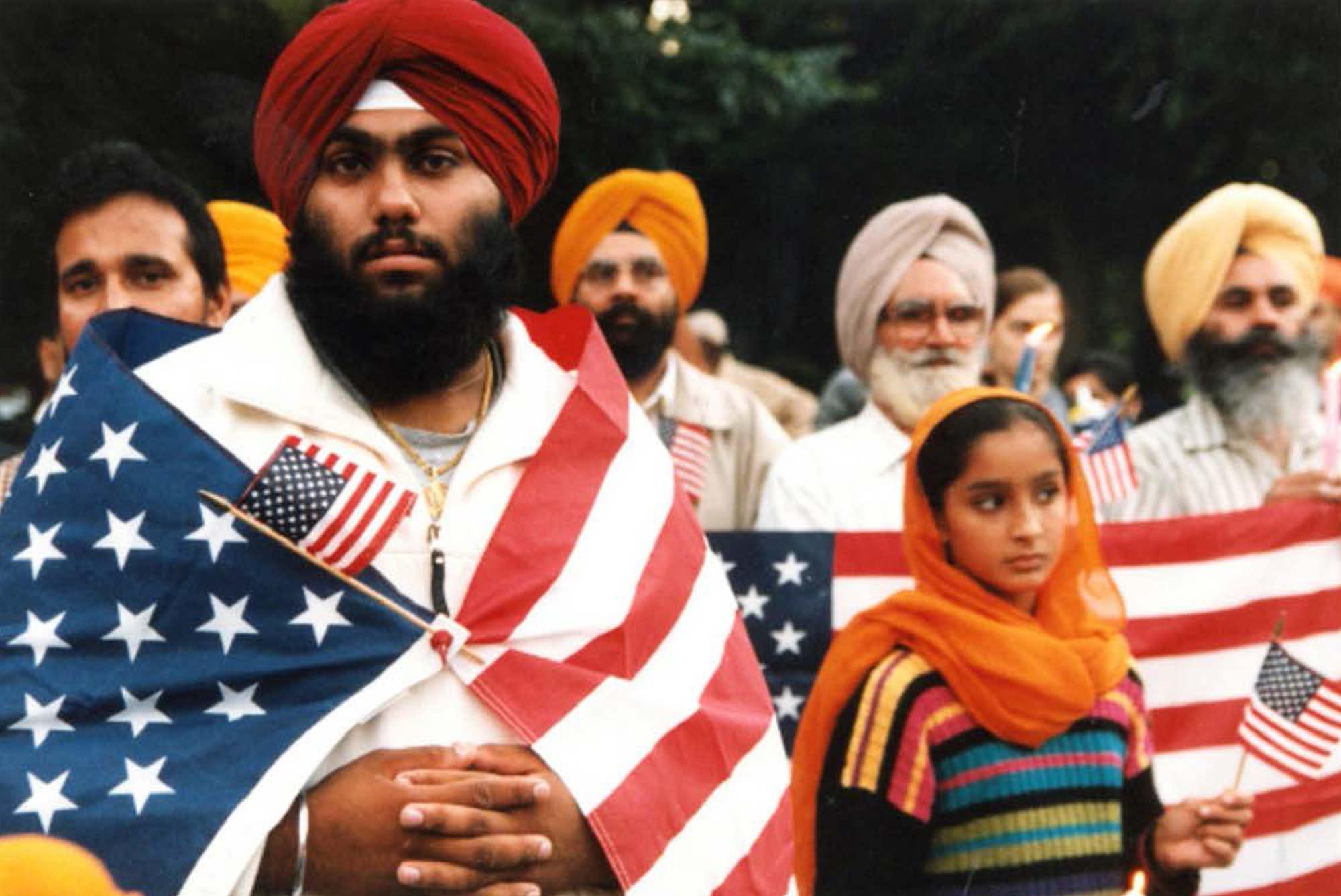 Post 9/11 Sikh Memorial