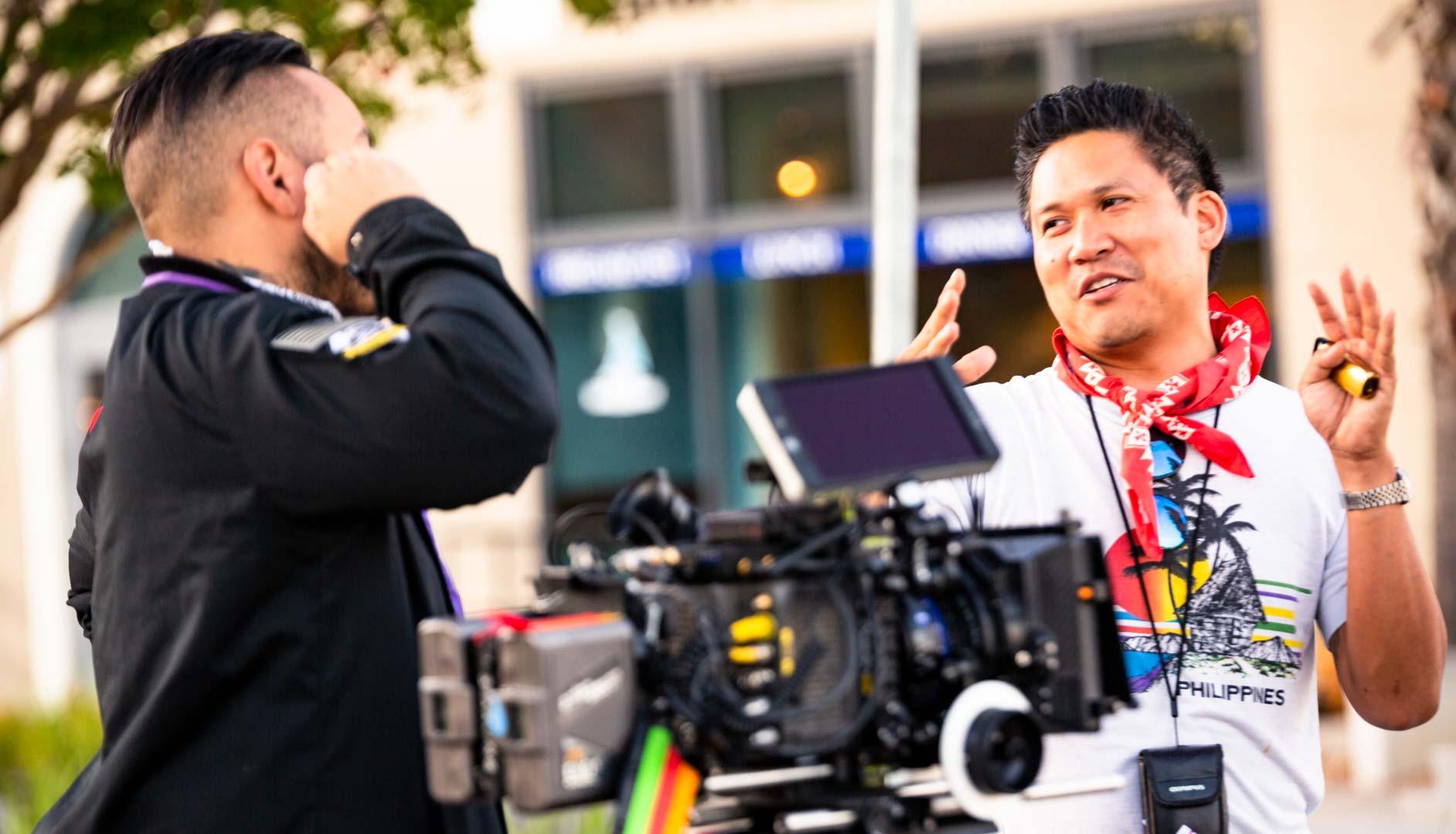 Director Dante Basco