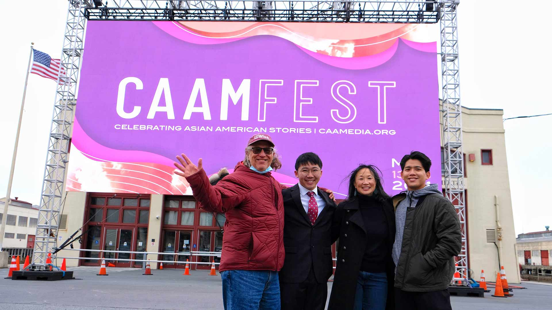 TRY HARDER at CAAMFest 2021