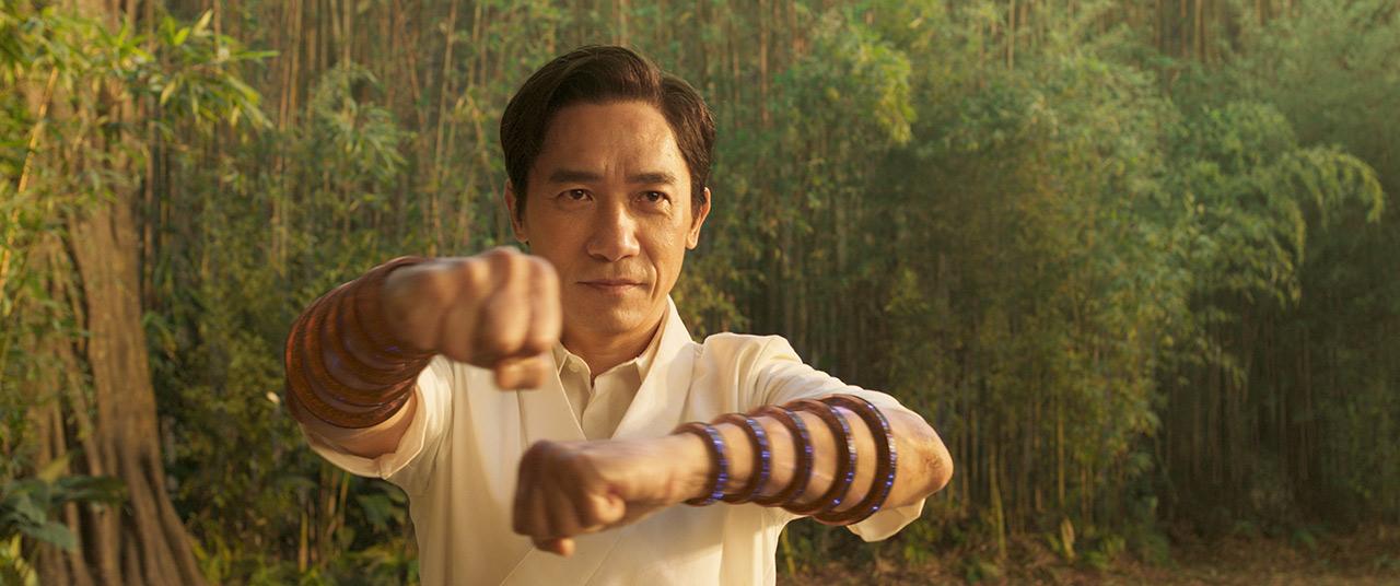 Tony Leung as Wenwu