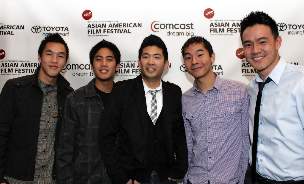 Phil Yu at CAAMFest