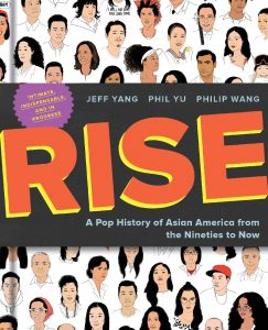 Rise: A Pop History of Asian America book cover