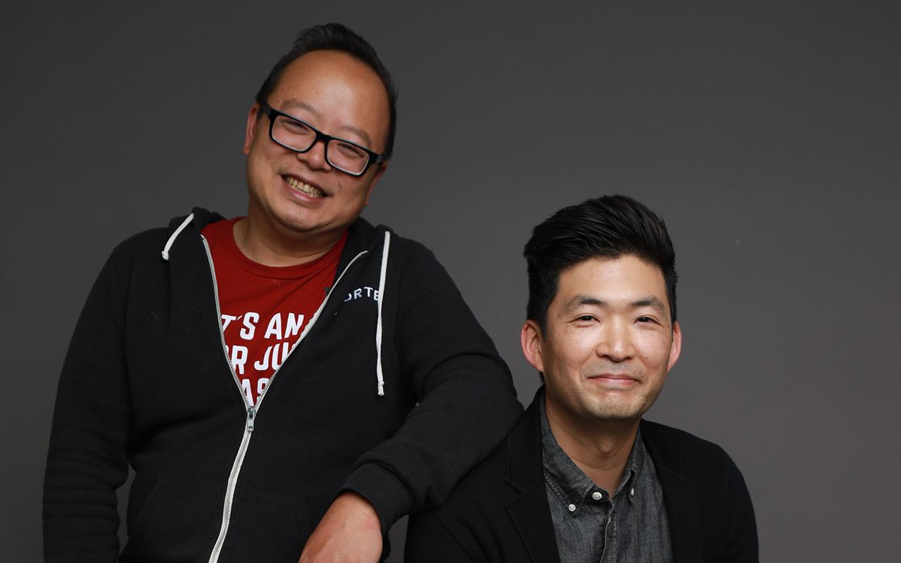 Jeff Yang and Phil Yu
