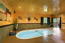 Cabin Rentals with Swimming Pool