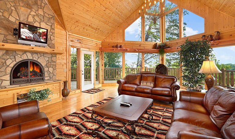 Pigeon Forge Cabin Specials | Smoky Mountain Cabin Rental Discounts | Cabins  USA | (800) 583 6168