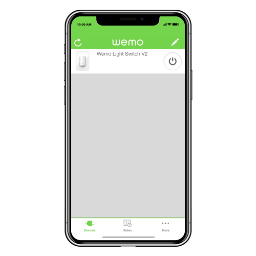 Belkin Official Support - Meet the Wemo App for iOS