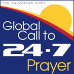 Global Call to 24-7 Prayer