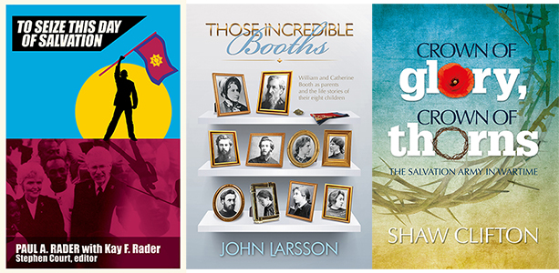 Three new books