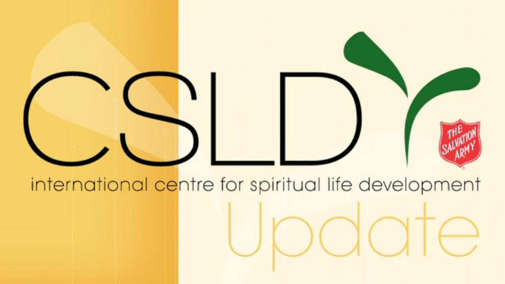 CSLD Update logo