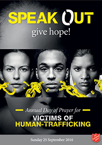 Speak Out - give hope