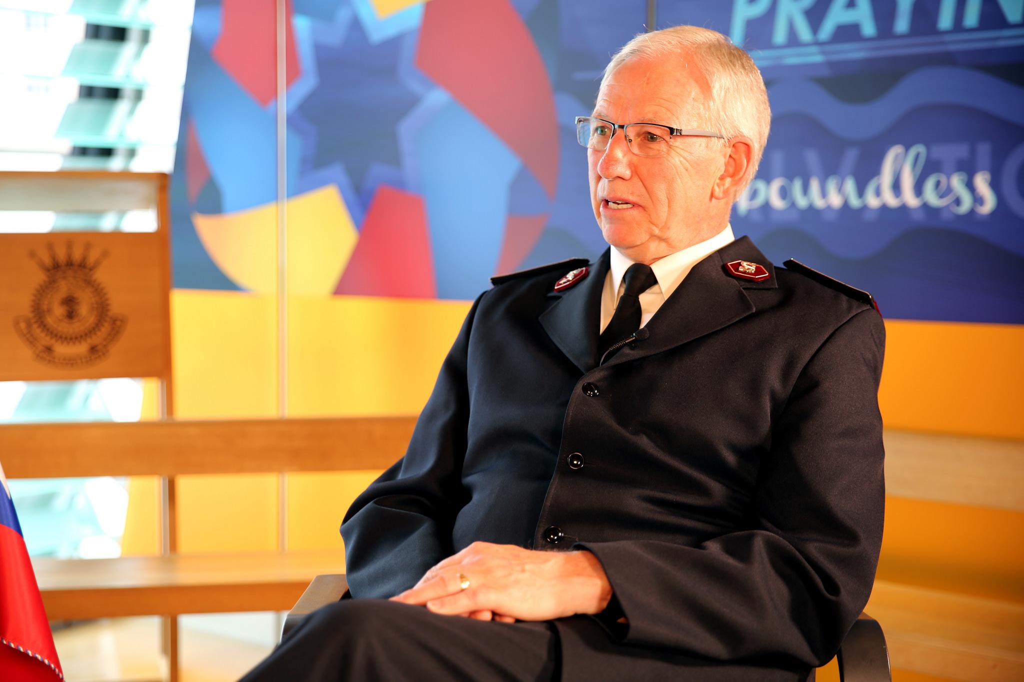 Commissioner Brian Peddle