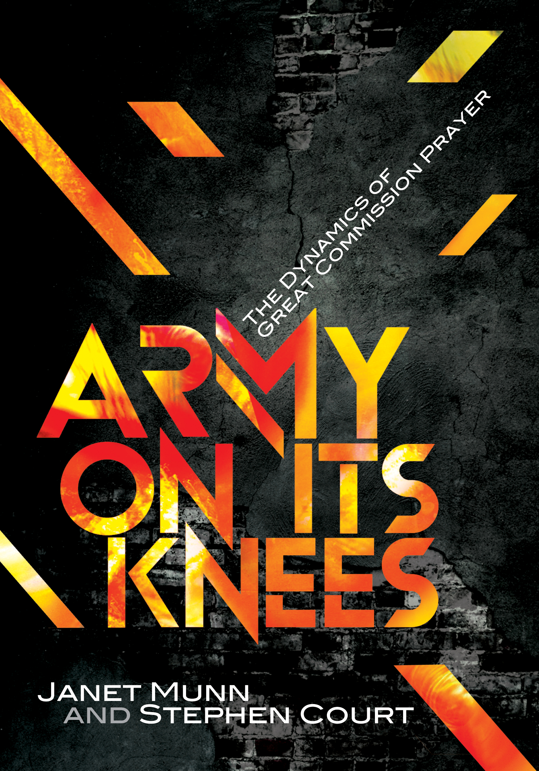 army on its knees book cover