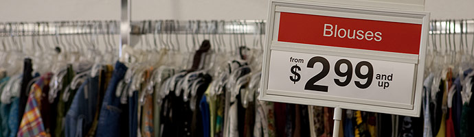 Find affordable clothes and other household items at Salvation Army Family - Thrift Stores
